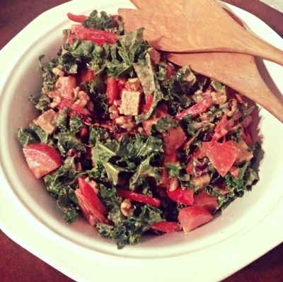 Garden salad amazingness